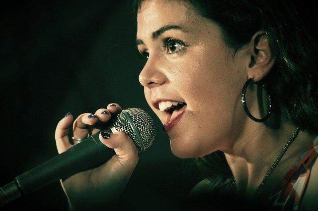 jak spiewać przepona