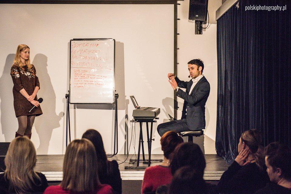 warsztaty dla mówców